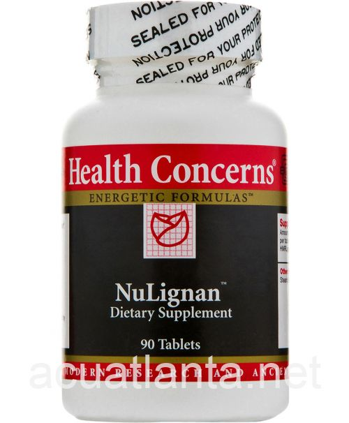 NuLignan 90 tablets