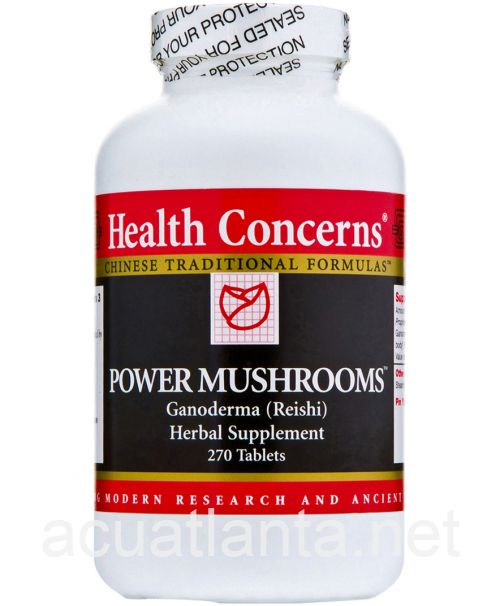 Power Mushrooms 270 tablets