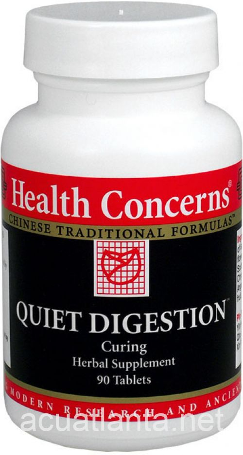 Quiet Digestion 90 tablets