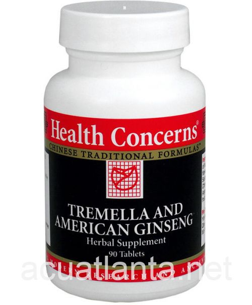 Tremella and American Ginseng 90 tablets