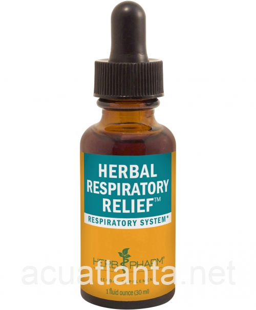 Herbal Respiratory Relief 1 ounce