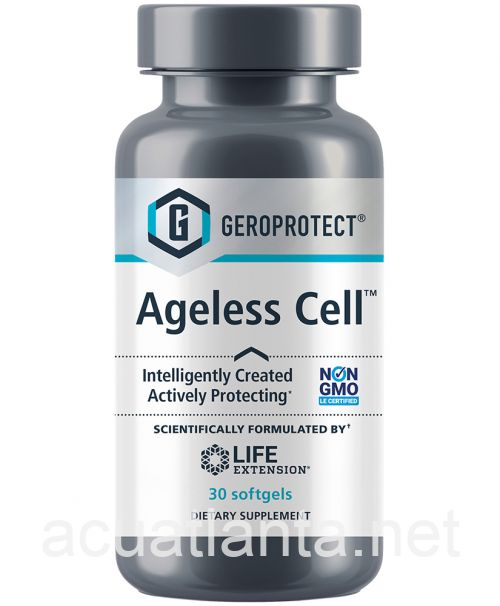 GEROPROTECT Ageless Cell 30 soft gels