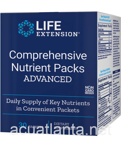 Comprehensive Nutrient Packs Advanced 30 packets