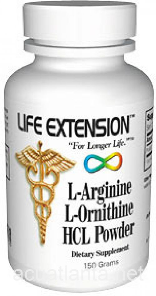 Arginine Ornithine 150 grams powder
