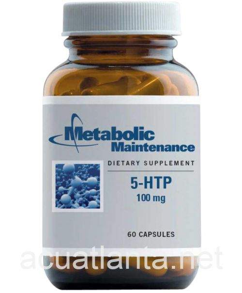5-HTP (5-Hydroxy-L-Tryptophan) 100 mg 60 capsules