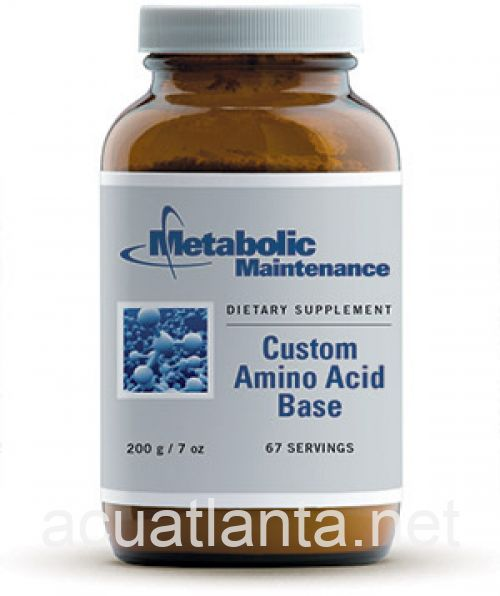 Custom Amino Acid Base 200 grams 67 servings Unflavored