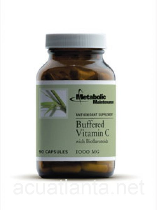Buffered C 90 capsules 1000 milligrams