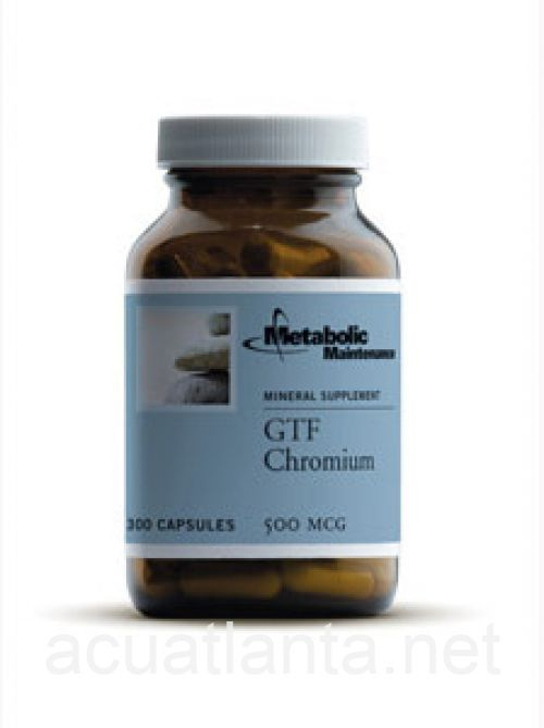 Chromium Plus 300 capsules 500 micrograms