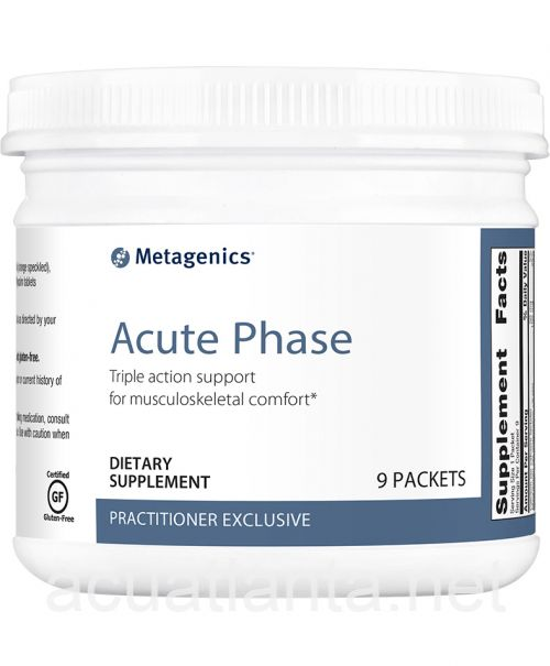 Acute Phase 9 packets