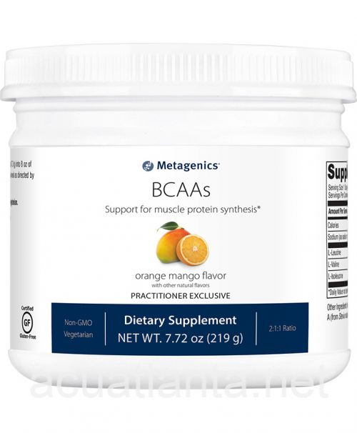 BCAAs 30 servings Orange Mango
