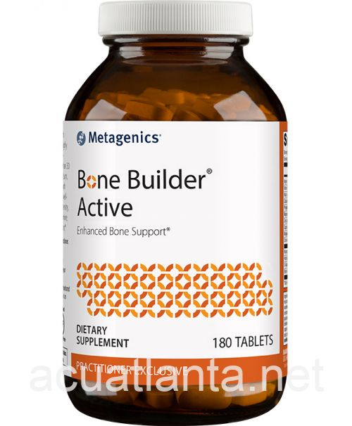 Cal Apatite Bone Builder Active 180 tablets