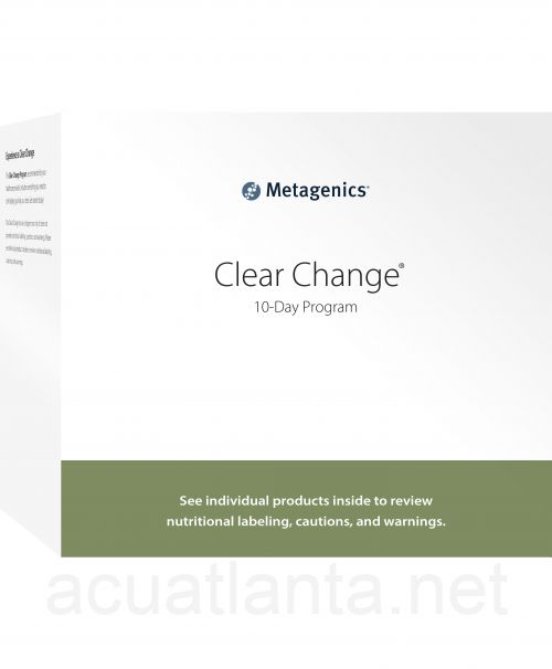 Clear Change 10 Day Program with UltraClear Plus 10 day program Pineapple Banana