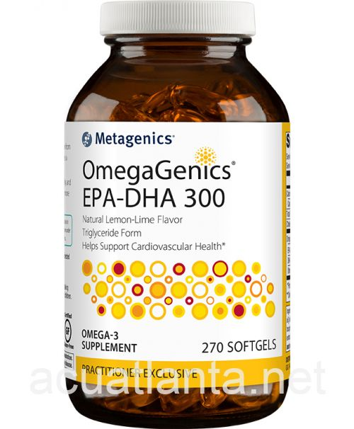 OmegaGenics EPA-DHA 300 270 softgels