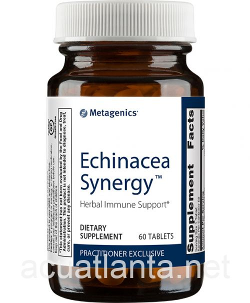 Echinacea Synergy 60 tablets
