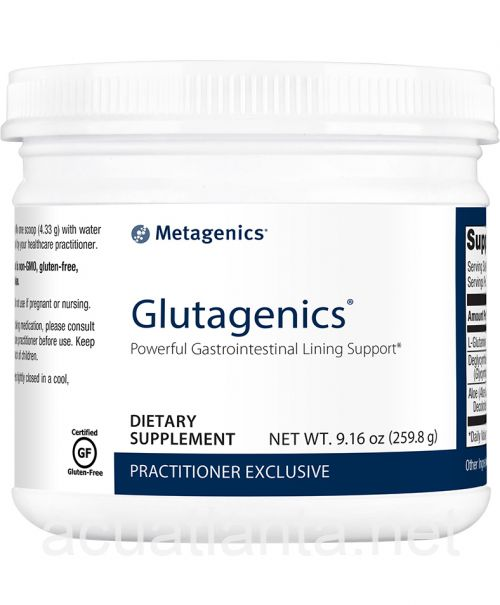 Glutagenics 60 servings 259.5 grams powder