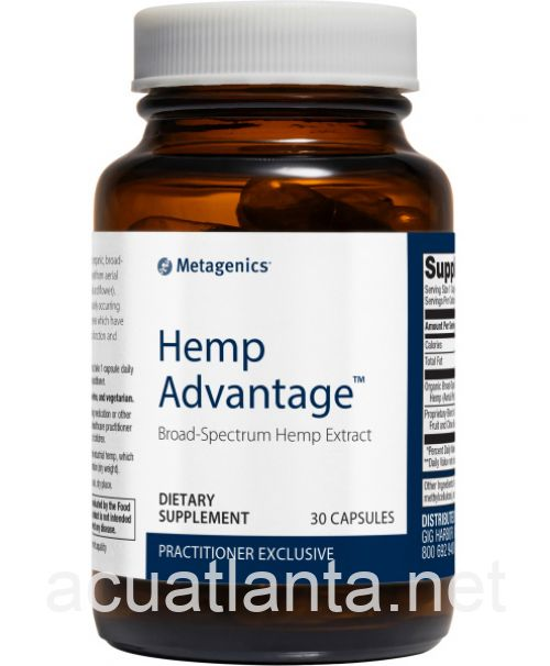 Hemp Advantage HEMP30 30 capsules