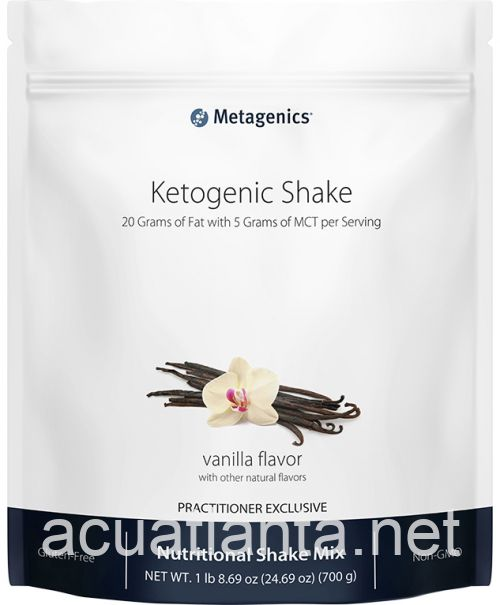 Ketogenic Shake 14 servings Vanilla