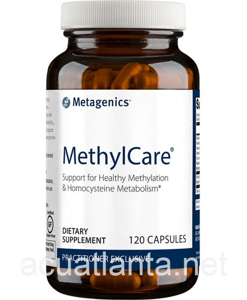 Methyl Care 120 capsules