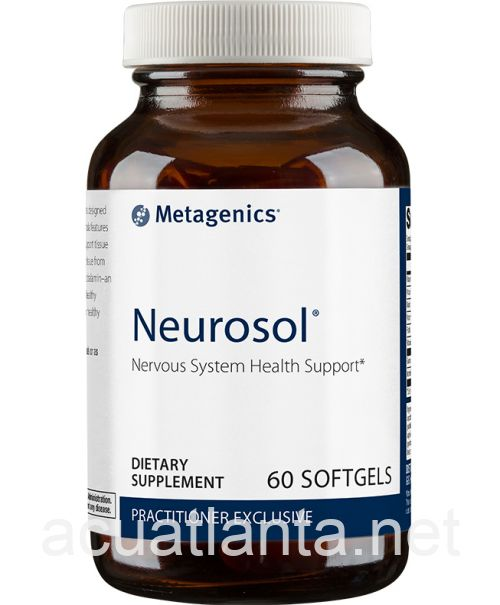 Neurosol 60 softgels