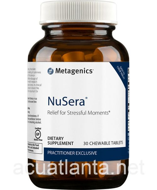 NuSera 30 chewable tablets Chocolate