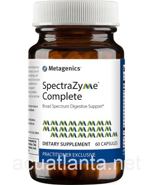 SpectraZyme Complete 60 capsules