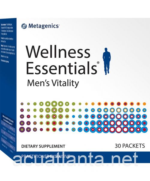 Wellness Essentials Men\'s Vitality 30 packets