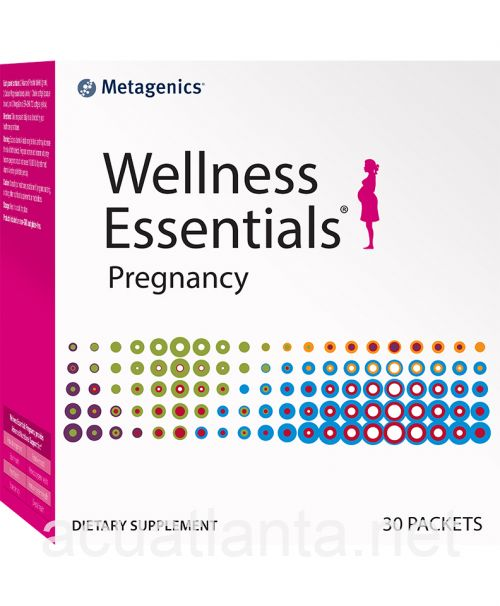 Wellness Essentials Pregnancy 30 packets