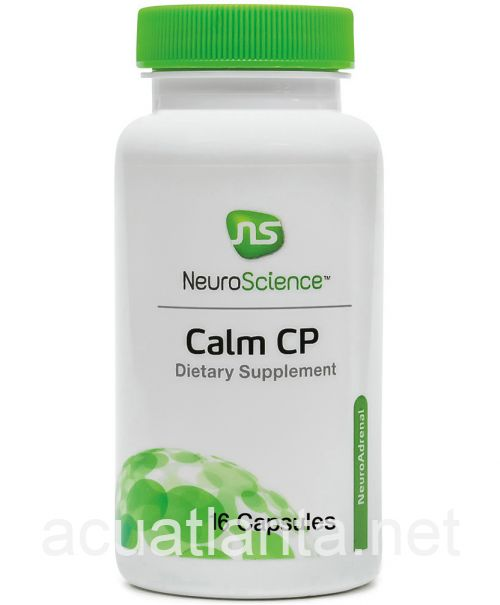 Calm CP Travel Size 16 capsules
