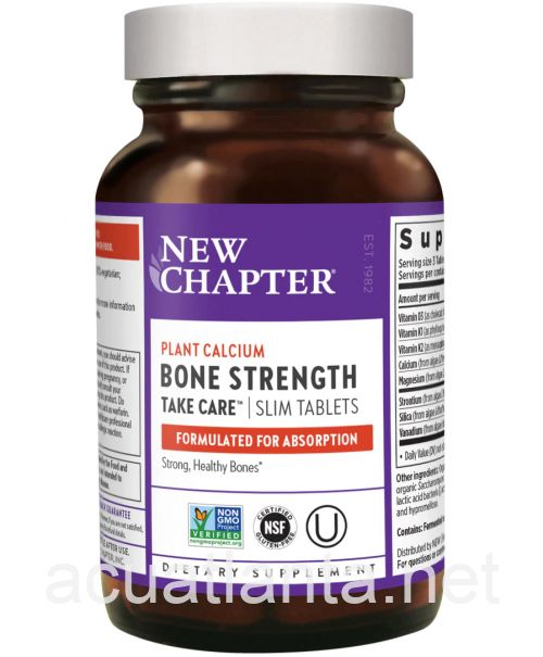 Bone Strength Take Care 60 slim tabs