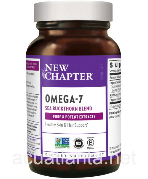 Supercritical Omega 7 30 soft gels