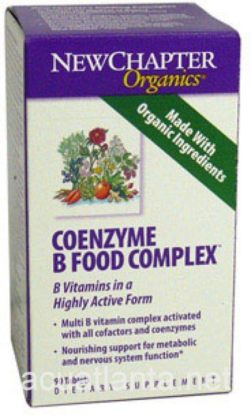 CoEnzyme B Food Complex 90 count