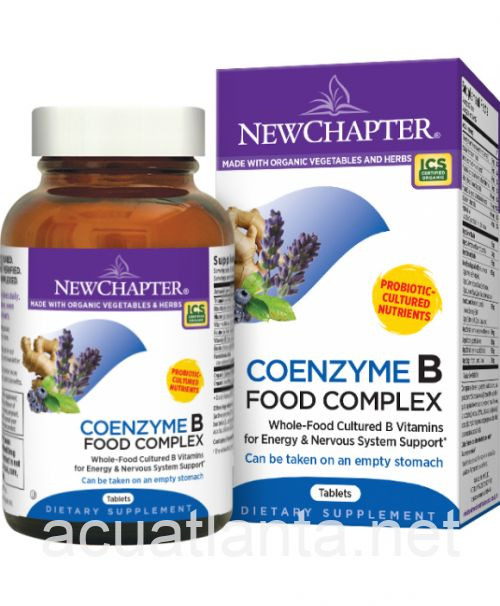 Coenzyme B Food Complex 30 tablets