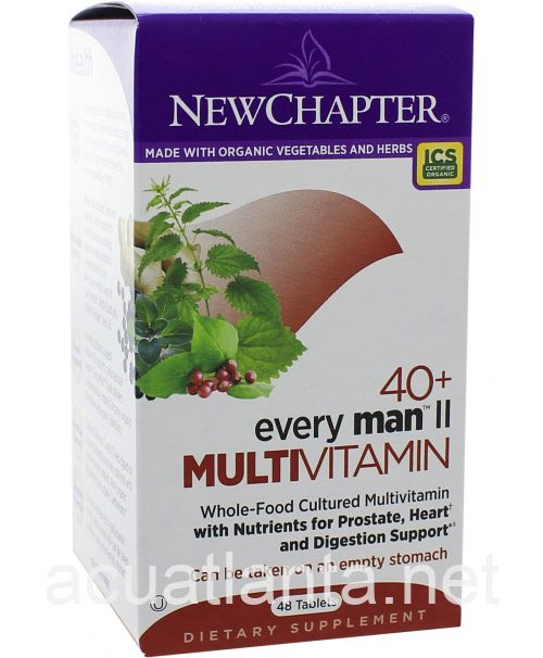 Every Man II 48 tablets