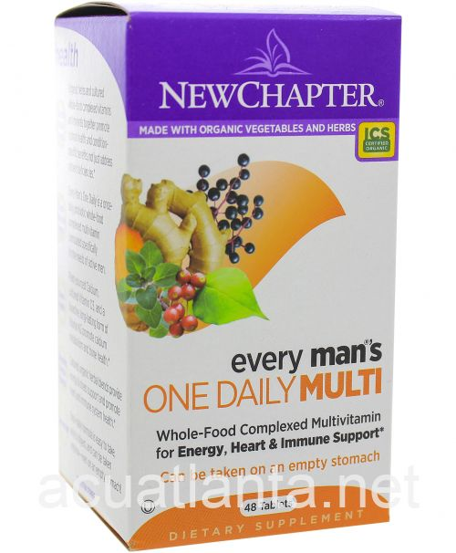 Every Mans One Daily 48 tablets