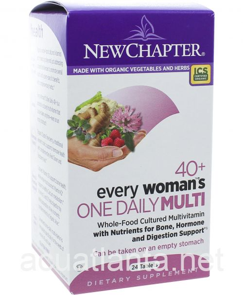 Every Woman One Daily 40+ 24 tablets