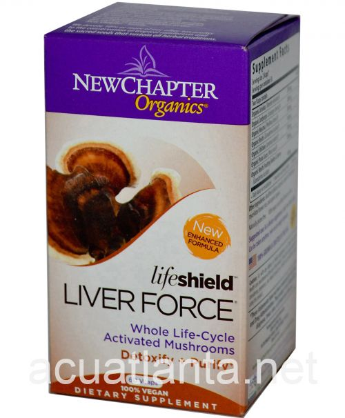 LifeShield Liver Force 60 veggie capsules