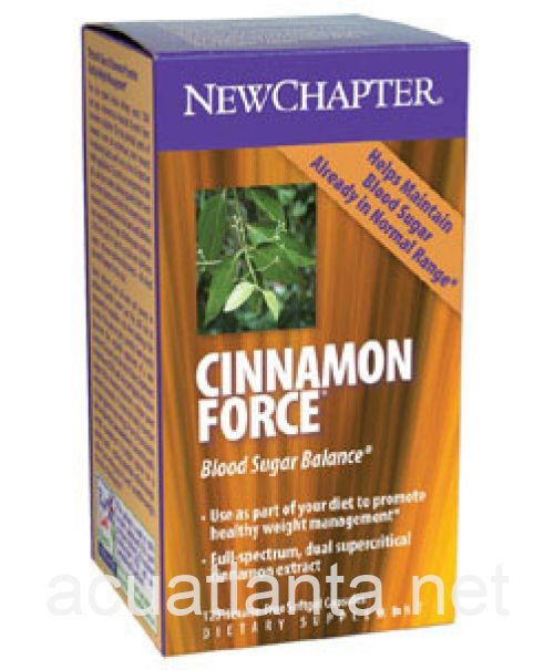 Cinnamon Force 120 SIZE