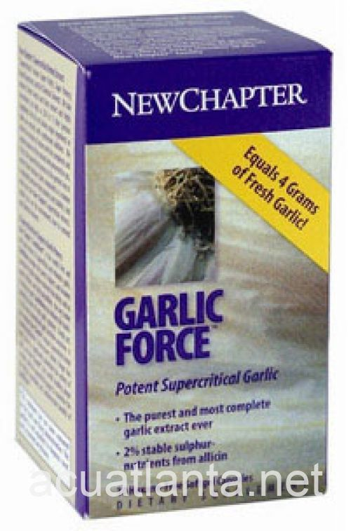 Garlicforce 30