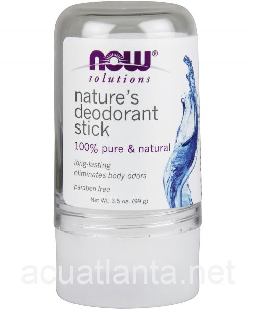Natures Deodorant Stick (Stone) 3.5 ounce