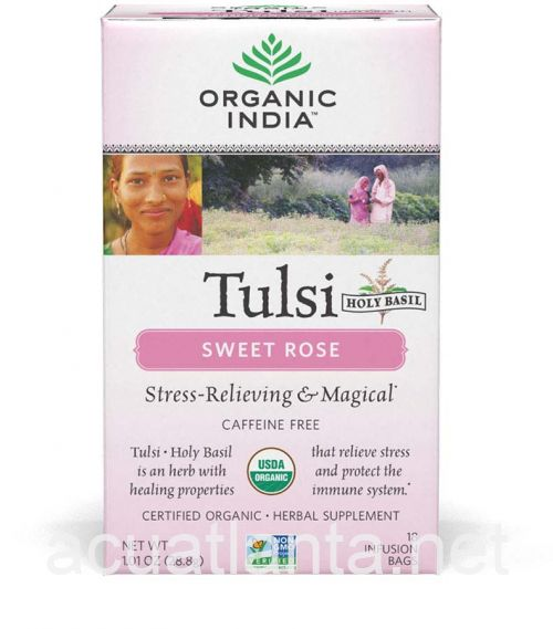 Tulsi Sweet Rose 18 tea bags