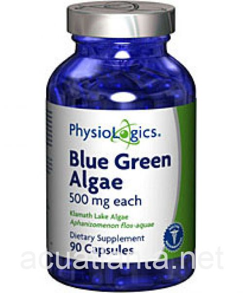 Blue Green Algae 90 capsules 500 milligrams