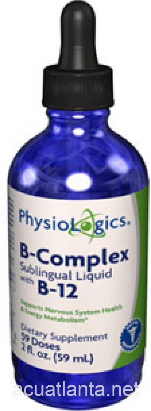 B-Complex Sublingual Liquid 2 oz