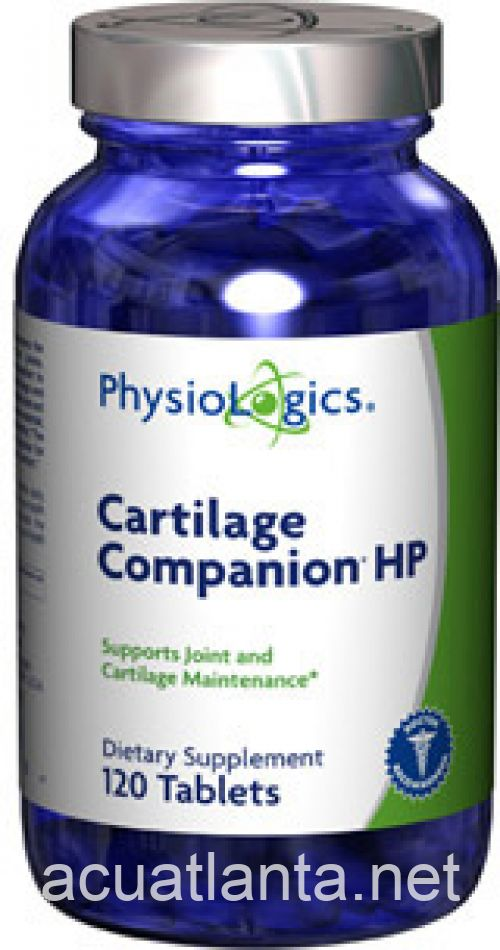 Cartilage Companion HP 120 count