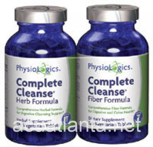 Complete Cleanse 120 count 2 bottles