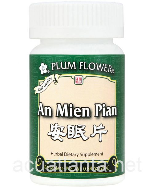 An Mien Pian Tablets 105 tablets