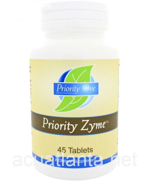 Priority Zyme 45 tablets