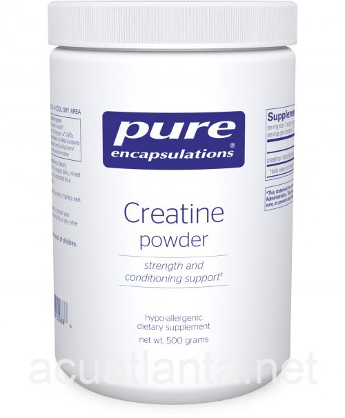 Creatine monohydrate powder 500 grams