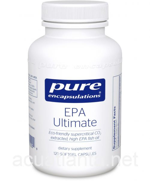 EPA Ultimate 120 soft gelcaps