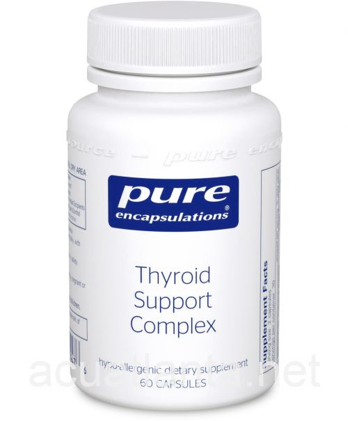 Thyroid Support Complex 60 vegetarian capsules