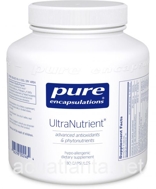 UltraNutrient 180 soft capsules